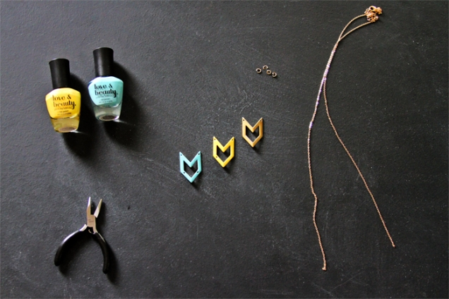 Image result for Colorblocking Your Jewelry